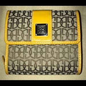 Giani Bernini Tri-Fold Wallet